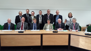The Leicestershire Liberal Democrat Group