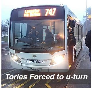 bus uturn